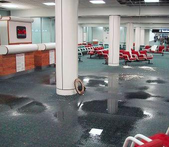 Water or Flood Damage