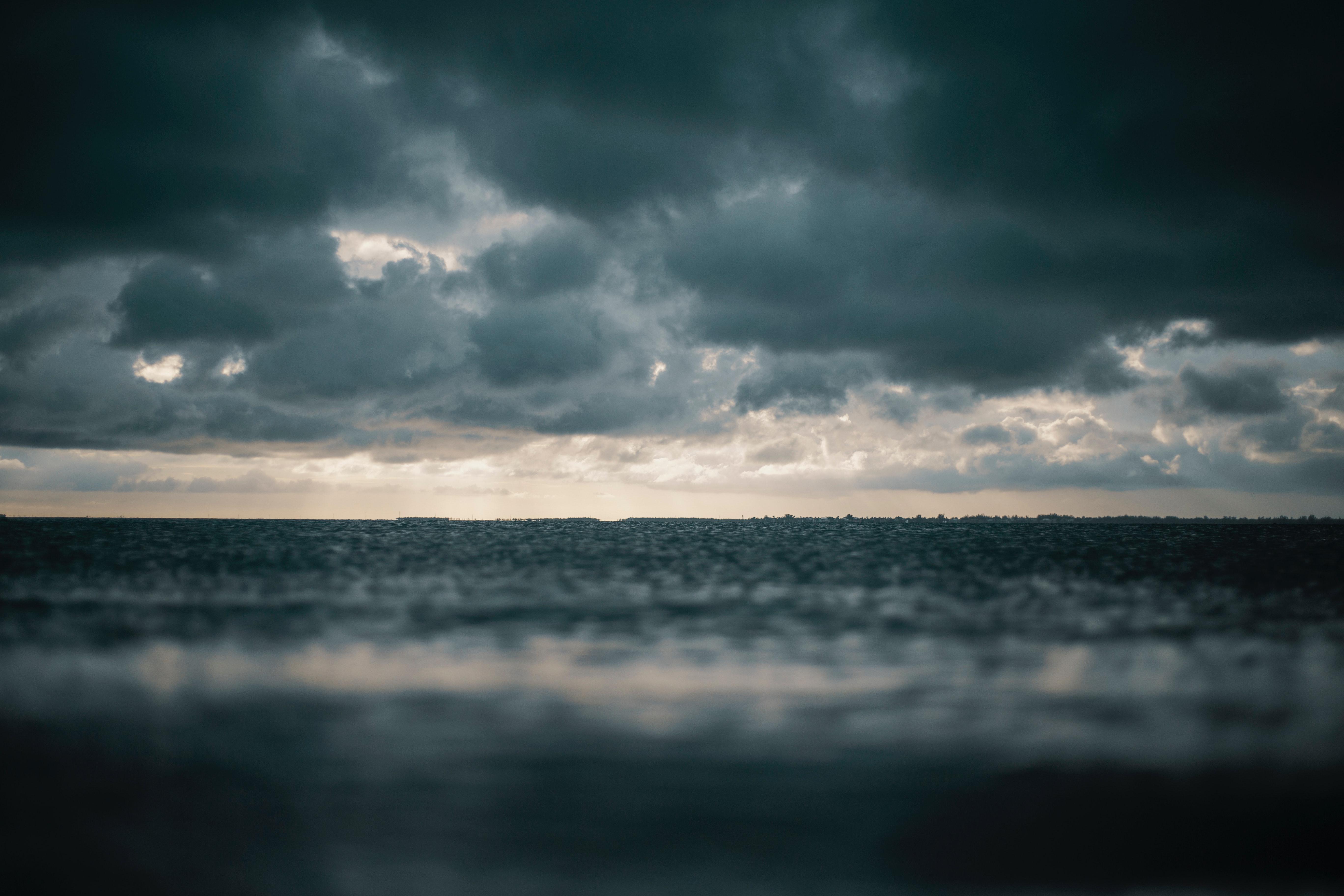 Storm in Longboat Key