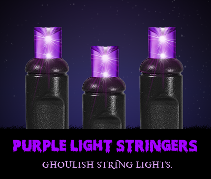 Purple Light Stringers