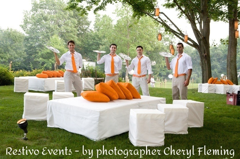 Hamptons Elegant Chic Theme