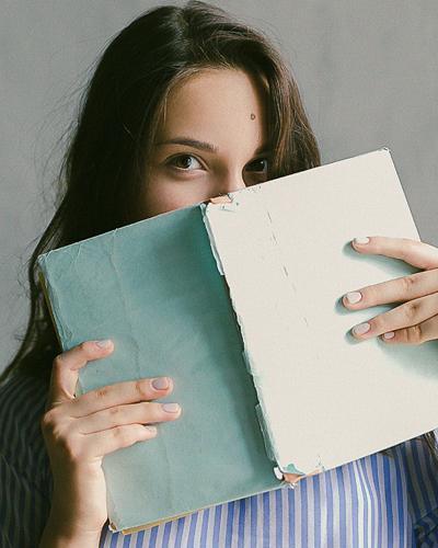 Book Resized Girl