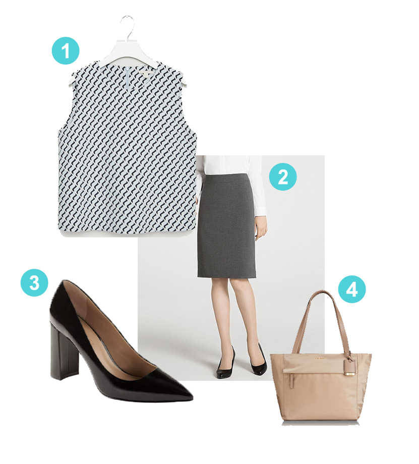 Women's Outfit 1