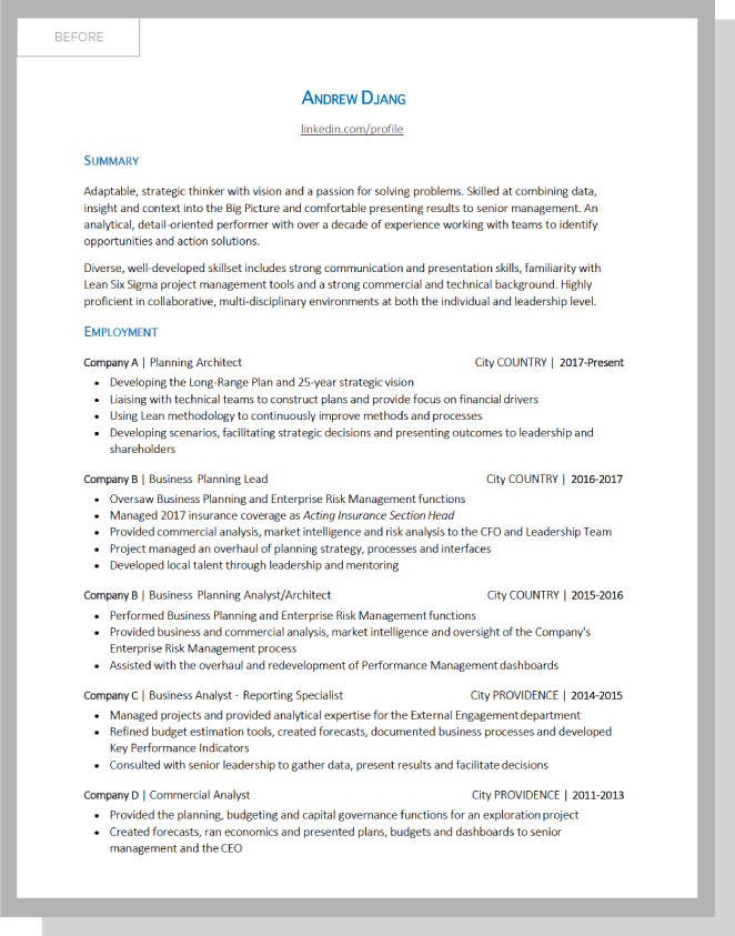 Buy resume for writer article