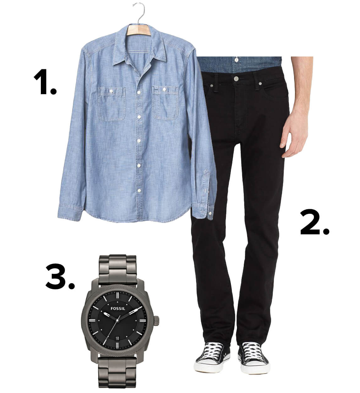 what to wear for gap interview