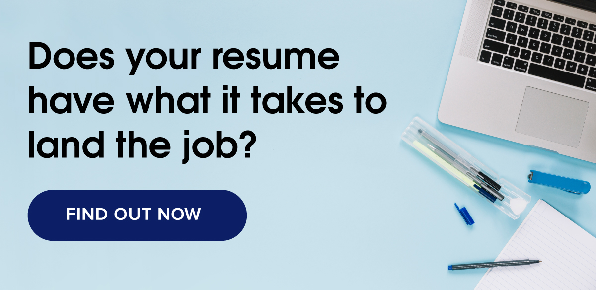 10 Powerful Changes for Your Executive-Level Resume | TopResume