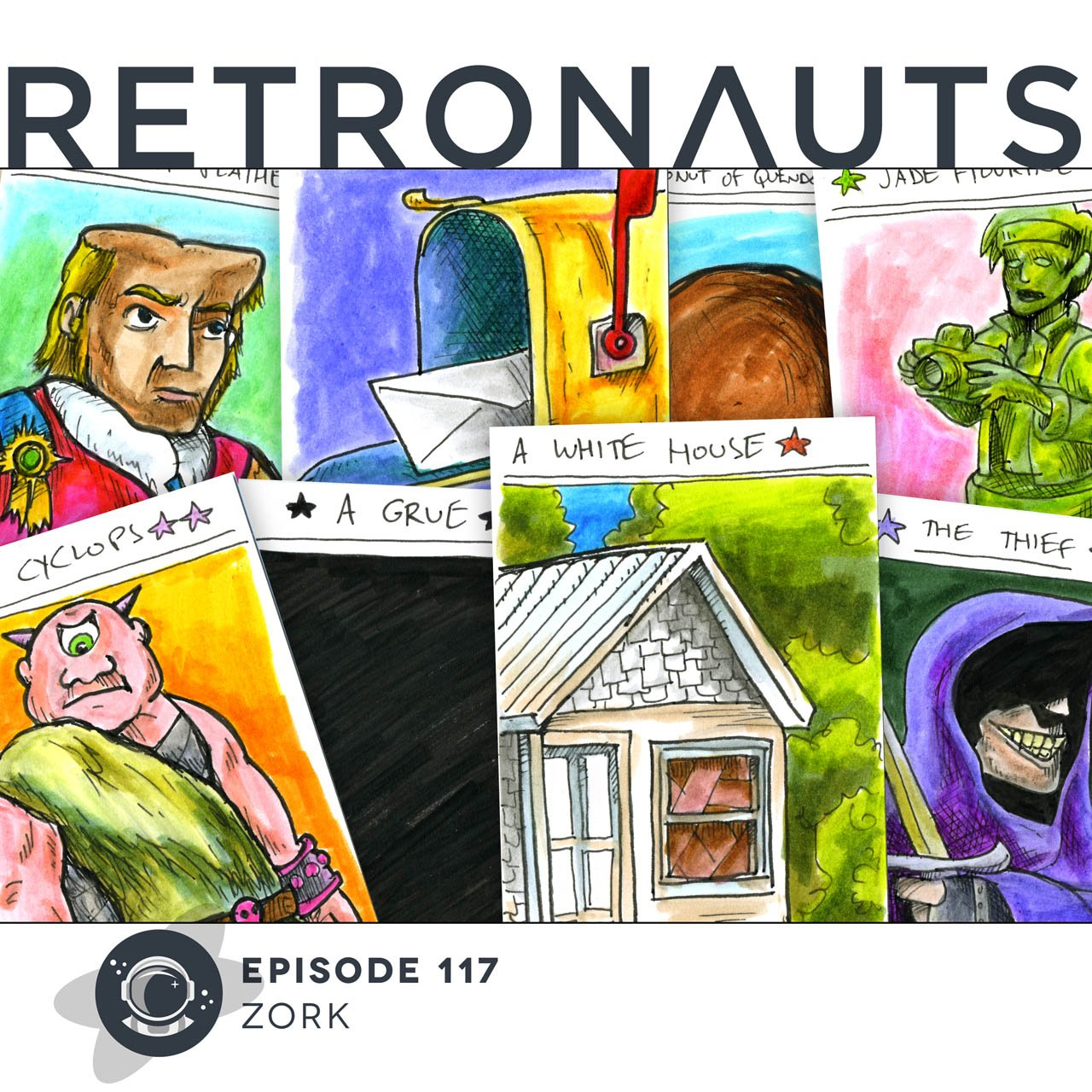 Exploring Zork, with special guest Jeff Green | Retronauts