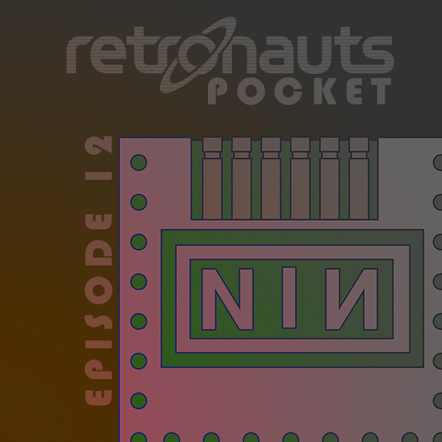 Retronauts 12 Pocket cover