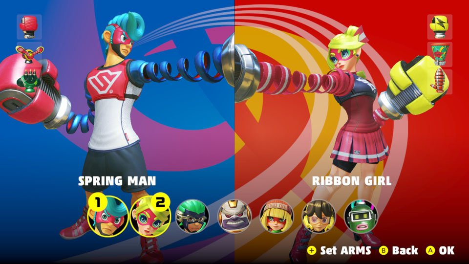 with arms nintendo is smart to recognize that nostalgia isn t
