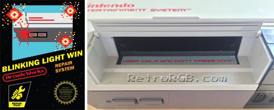 NES Mods – RetroRGB