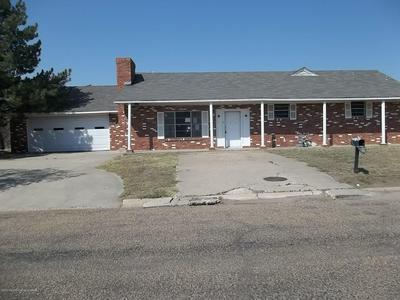 1210 LINDSEY ST, Borger, TX 79007 - Photo 1
