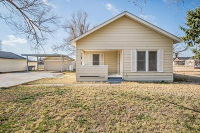 805 FRANKLIN AVE, Panhandle, TX 79068 - Photo 1