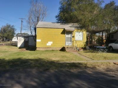 200 OAK ST, Borger, TX 79007 - Photo 1