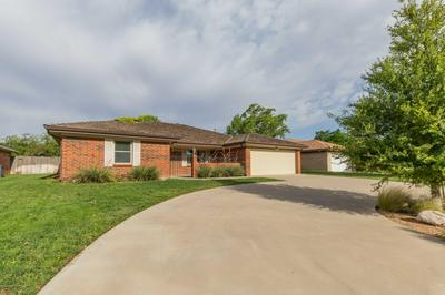 3900 MONTAGUE DR, Amarillo, TX 79109 - Photo 2