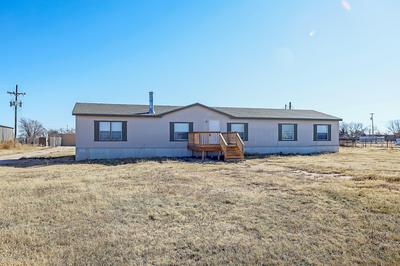 327 BROOKS DR, Fritch, TX 79036 - Photo 1