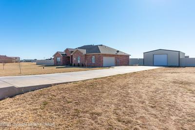 18201 QUAIL CROSSING RD, Amarillo, TX 79124 - Photo 2