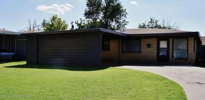 210 BRUSH ST, Borger, TX 79007 - Photo 1