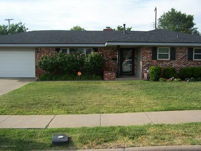 1412 MARIGOLD ST, Borger, TX 79007 - Photo 1