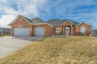 2103 FOOTHILL DR, Amarillo, TX 79124 - Photo 1