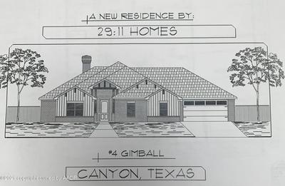 4 GIMBALL DR, Canyon, TX 79015 - Photo 1
