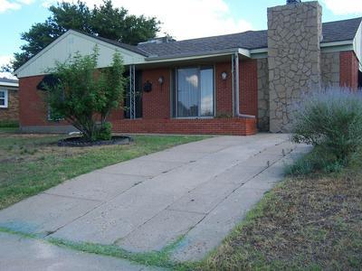 1807 BOYD ST, Borger, TX 79007 - Photo 1