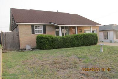 110 DAVENPORT ST, Borger, TX 79007 - Photo 1