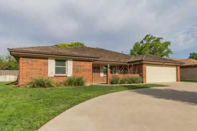 3900 MONTAGUE DR, Amarillo, TX 79109 - Photo 1