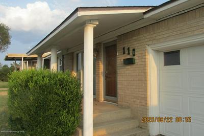 110 DAVENPORT ST, Borger, TX 79007 - Photo 2
