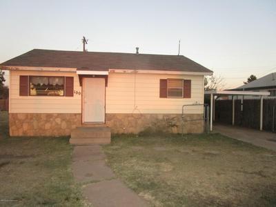 100 CALICHE ST, Borger, TX 79007 - Photo 1