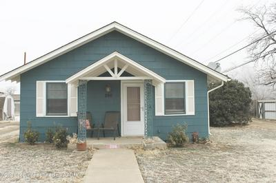 206 W 4TH ST, Panhandle, TX 79068 - Photo 1