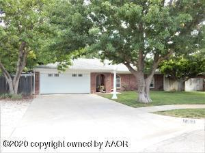 7302 JAMESON DR, Amarillo, TX 79121 - Photo 1