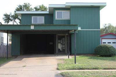 411 JACKSON ST, Borger, TX 79007 - Photo 1
