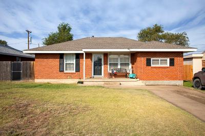 1619 TAKEWELL ST, Borger, TX 79007 - Photo 1