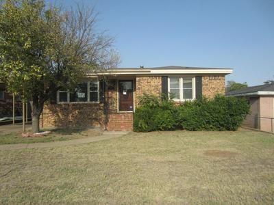 221 GARRETT ST, Borger, TX 79007 - Photo 1