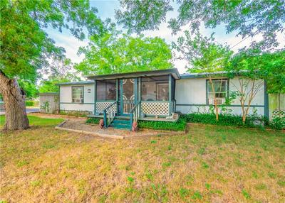 612 S GABRIEL ST, Granger, TX 76530 - Photo 1
