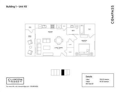 3700 CLAWSON RD APT 113, Austin, TX 78704 - Photo 1