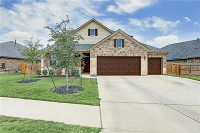 613 HEREFORD LOOP, Hutto, TX 78634 - Photo 1