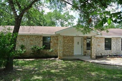343 LEISURE LN, Cedar Creek, TX 78612 - Photo 1