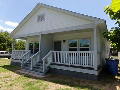 412 BOOTH ST, Taylor, TX 76574 - Photo 1