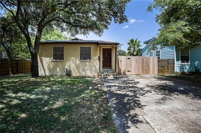 5504 AVENUE F # 1, Austin, TX 78751 - Photo 2