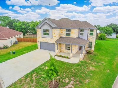 106 KAILYNNE CT, THORNDALE, TX 76577 - Photo 1