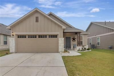 1516 CLIFFBRAKE WAY, Georgetown, TX 78626 - Photo 2