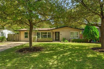 7811 LAZY LN, Austin, TX 78757 - Photo 1
