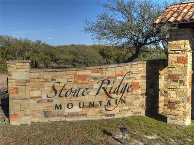 TBD STONE RIDGE MOUNTAIN DRIV, Round Mountain, TX 78663 - Photo 1