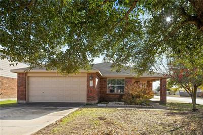 300 BUBBLING BROOK DR, Hutto, TX 78634 - Photo 1