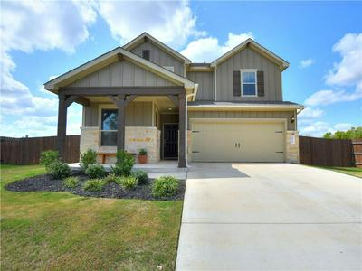 416 PERRYVILLE LOOP, Liberty Hill, TX 78642 - Photo 1