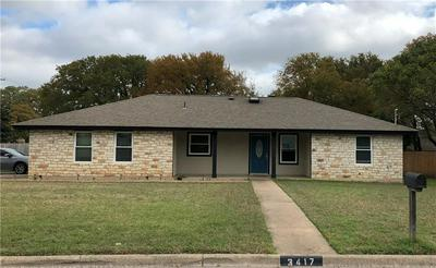 3417 ROCKY HOLLOW TRL, Georgetown, TX 78628 - Photo 1