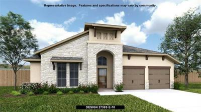 16812 RAKESH WAY, Manor, TX 78653 - Photo 1