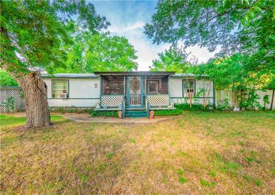 612 S GABRIEL ST, Granger, TX 76530 - Photo 2