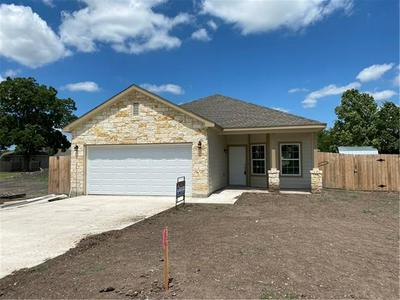 309 COTTON CIR, Thrall, TX 76578 - Photo 1