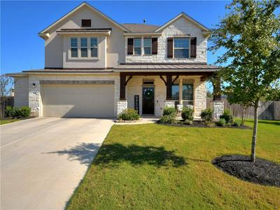 8424 PAOLA CV, Round Rock, TX 78665 - Photo 1